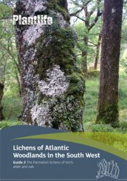Lichens of Atlantic Woodlands in the South West: Guide 2
