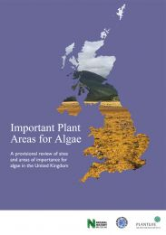 Important Plant Areas for Algae