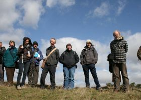 Volunteer with Plantlife Cymru