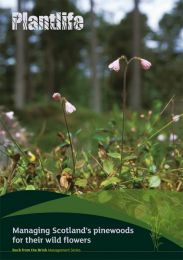 Managing Scotland's pinewoods for their wild flowers